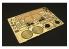 Hauler kit d'amelioration HLH72080 Leopard 2A6 pour kit Dragon 1/72