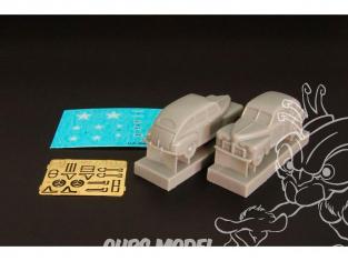 Brengun accessoire diorama BRS144038 US Staff car 1/144
