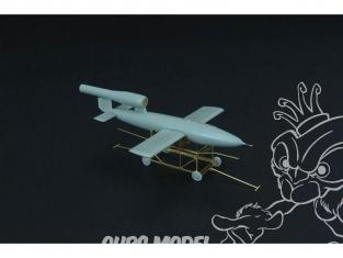 Brengun kit avion BRS144037 Fieseler Fi-103 / V-1 en resine 1/144