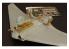 Brengun kit d'amelioration avion BRL144143 Ho-229A pour kit Brengun 1/144