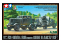 TAMIYA maquette militaire 37027 Tracteur Lourd SS-100 & Canon 88mm Flak37 1/48