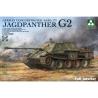 Takom maquette militaire 2118 JAGDPANTHER G2 Sd.Kfz.173 avec Intérieur complet 1/35