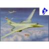 Zvezda maquette avion 7002 tupolev tu-160 1/144