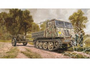 Italeri maquette miltaire 6563 RSO/03 avec Pak 40 1/35