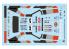 Italeri maquette voiture 3642 Audi Quattro Rally 1/24