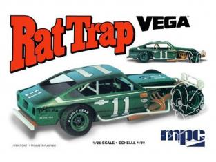 MPC maquette voiture 905 Rat Trap VEGA 1/25