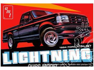 AMT maquette voiture 1110 Ford F-150 SVT 1994 Lightning 1/25
