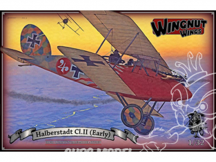 Wingnut Wings maquette avion 32049 Halberstadt Cl.II (Début de production) 1/32