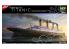 Academy maquette bateau 14215 RMS TITANIC MCP 1/400