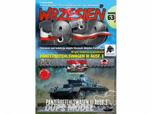 First to Fight maquette militaire pl063 Panzerbefehlswagen III Ausf.E Command Tank 1/72