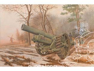 Roden maquette militaire 813 BL 8-inch howitzer Mk. VI 1/35