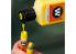 Molotow 227401 marqueur rechargeable Acrylic Twin Jaune zinc pointe 1,5mm et 4mm