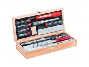 Excel outillage maquette 44286 Ensemble couteau et outils de luxe