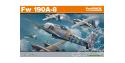 EDUARD maquette avion 82147 Focke Wulf Fw 190A-8 ProfiPack Edition 1/48