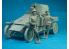 Copper State Models personnel militaire F35-0010 Officier de la voiture blindée belge 1/35