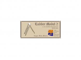 Copper State Models acessoire avion AE32-002 Modèle d'échelle 2 1/32