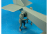 Copper State Models personel F32-023 RFC Air Mechanics lifting the tail 1/32