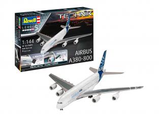 Revell maquette avion 00453 Technik Airbus A380-800 1/144