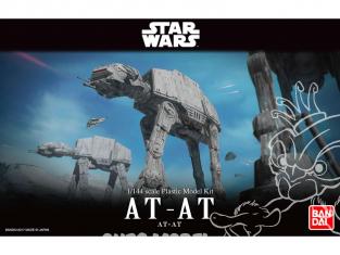 Revell maquette Star Wars 01205 BANDAI AT - AT 1/144