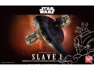 Revell maquette Star Wars 01204 BANDAI Slave I 1/144
