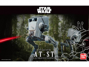 Revell maquette Star Wars 01202 BANDAI AT - ST 1/48
