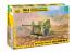Zvezda maquette militaire 3518 Canon anti-char britannique Mk-II de 6 livres édition limitée 1/35