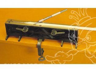 Mantua outillage bateau bois 8155 MACHINE A LISTEAUX