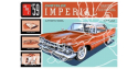 AMT maquette voiture 1136 1959 Chrysler Imperial 1/25
