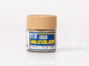 peinture maquette Mr Color C528 Gris 1 IDF (-1981 Sinai) Mat 75% 10ml