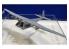 Great Wall Hobby maquette avion L1006 Transporteur Me323 D-1 Gigant de l'armée de l'air allemande 1/144