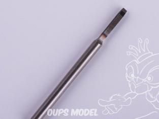 Mr Hobby GT75B Lame fine pour Couteau de precision