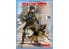 "Icm maquette figurine 16102 IDF K-9 Unitz ""OKETZ"" 1/16"