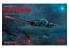 Icm maquette avion 48264 He 111H-20 bombardier allemand de la seconde guerre mondiale 1/48