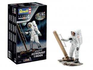Revell maquette espace 03702 Apollo 11 astronaute sur la lune 1/8
