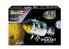 Revell maquette espace 03703 Véhicule spatial Apollo 11 avec intérieur 1/32