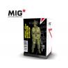 MIG Productions by AK MP35-334 Médecin 82e division aéroportée 1/35
