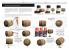 Ak Interactive livre Learning Series 1 AK259 Effets de bois réalistes - Realistic wood effects en Anglais