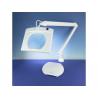LightCraft LC8079led Lampe à loupe rectangulaire à LED