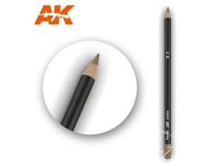 Ak interactive AK10034 Crayon acrylique de vieillissement Or