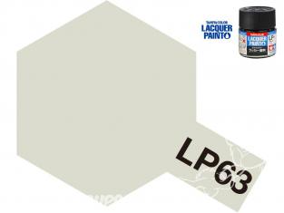 Peinture laque couleur Tamiya LP-63 TITANIUM SILVER 10ml