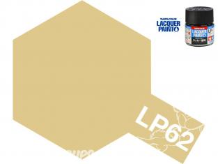 Peinture laque couleur Tamiya LP-62 TITANIUM GOLD 10ml