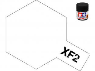Peinture maquette tamiya xf02 XL Blanc mat 23ml