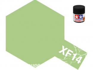 peinture maquette tamiya xf14 XL J.A. gris mat 23ml
