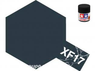 peinture maquette tamiya xf17 XL bleu mer mat 23ml