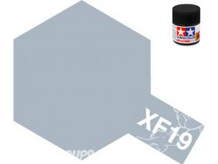 peinture maquette tamiya xf19 XL gris ciel mat 23ml