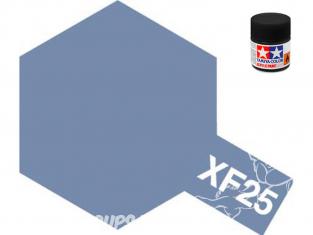 peinture maquette tamiya xf25 XL gris mer clair mat 23ml