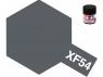 peinture maquette tamiya xf54 gris mer foncé mat 10ml