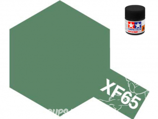 peinture maquette tamiya xf65 XL gris campagne mat 23ml