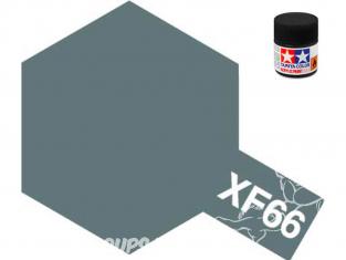 peinture maquette tamiya xf66 XL gris clair mat 23ml