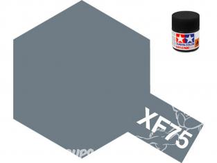 peinture maquette tamiya xf75 gris marine